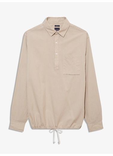 Gap Gömlek Bej